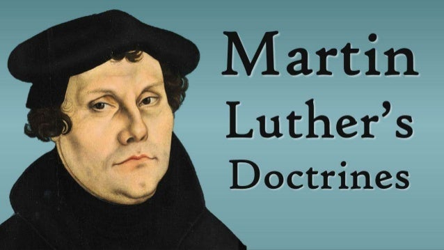martin luther essays protestant reformation The protestant reformation the protestant reformation was not only a pivotal time in european history, but in world history as well it was time of immense economic.