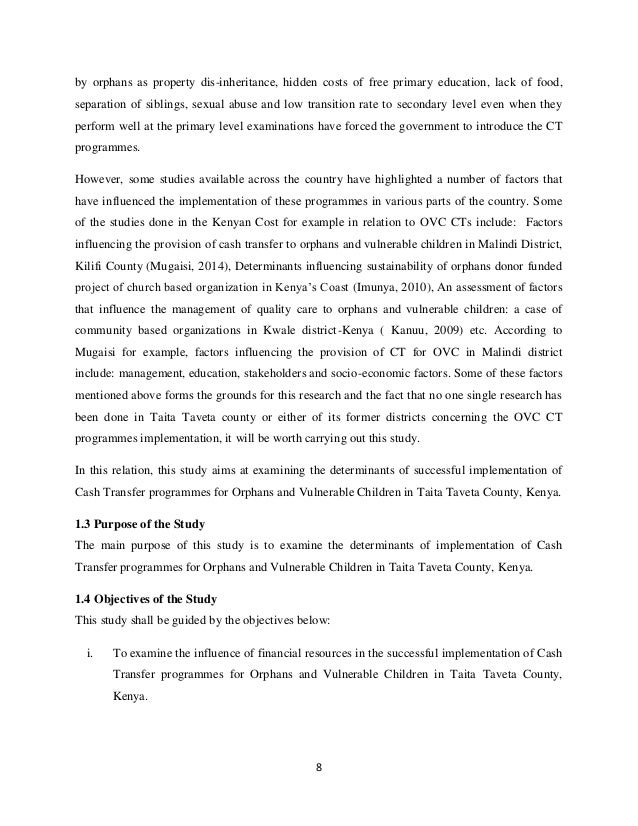 termpaper about implementation of public policy