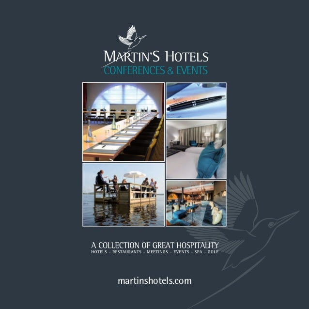 martinshotels.com CONFERENCES & EVENTS