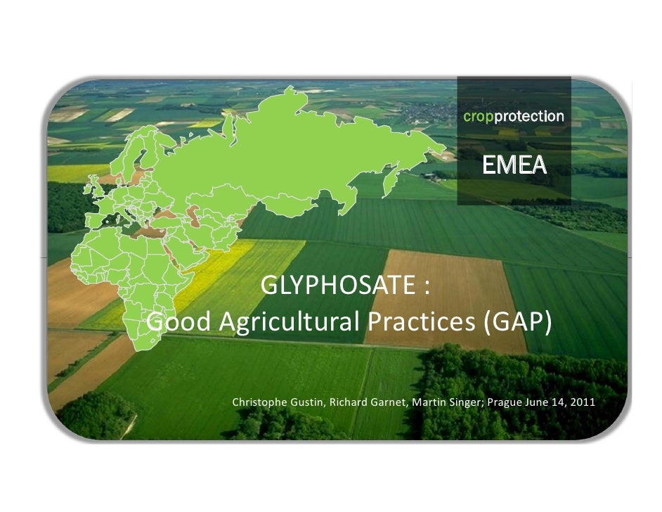 cropprotection                                                             EMEA                                           ...
