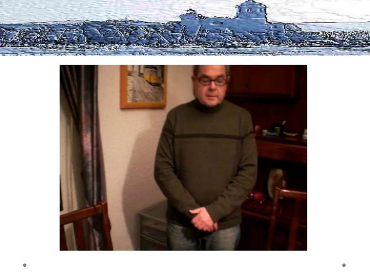 The presentation of my workSITGES   IT IS MY TOWN