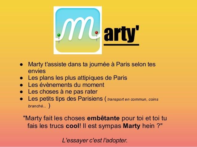 arty● Marty tassiste dans ta journée à Paris selon tesenvies● Les plans les plus attipiques de Paris● Les évènements du mo...