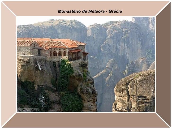 Monastério de Meteora - Grécia