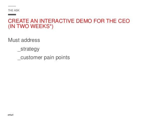 Beyond Personas: Creating an Immersive Customer Experience Slide 3