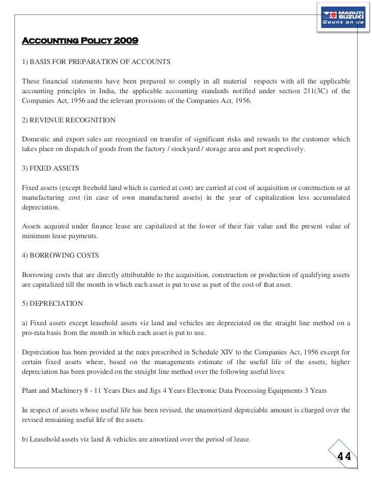 financial analysis of maruti suzuki india View rajesh gupta's profile on linkedin,  maruti suzuki india limited  financial analysis budgeting see 35.