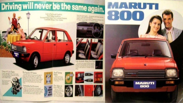 life cycle of maruti zen Report on product life cycle stages of maruti 800.