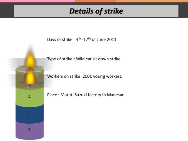 Strikes PPT | Lockout (Industry) | Strike Action - Scribd