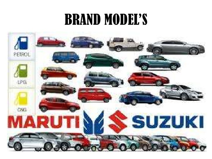 Growth And Development Of Maruti Suzuki