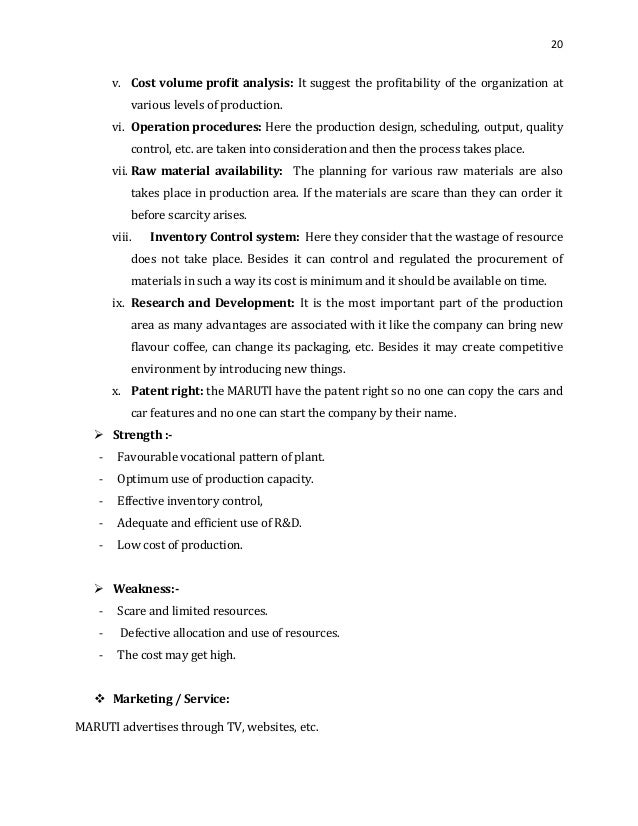 maruti suzuki organizational structure pdf