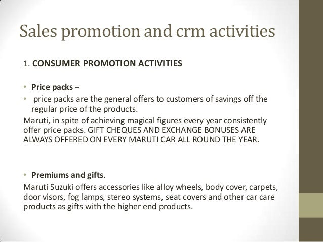 maruti suzuki sales promotion Maruti suzuki today said the board has approved a revision in the method of calculating royalty which would result lower sales promotion expenses and forex.