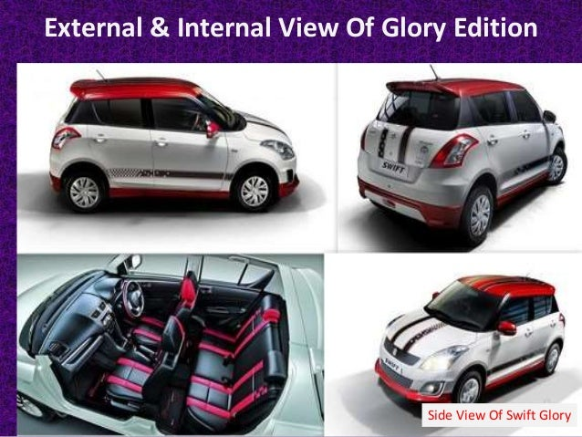 Maruti Suzuki Swift Glory Limited Edition Price Features
