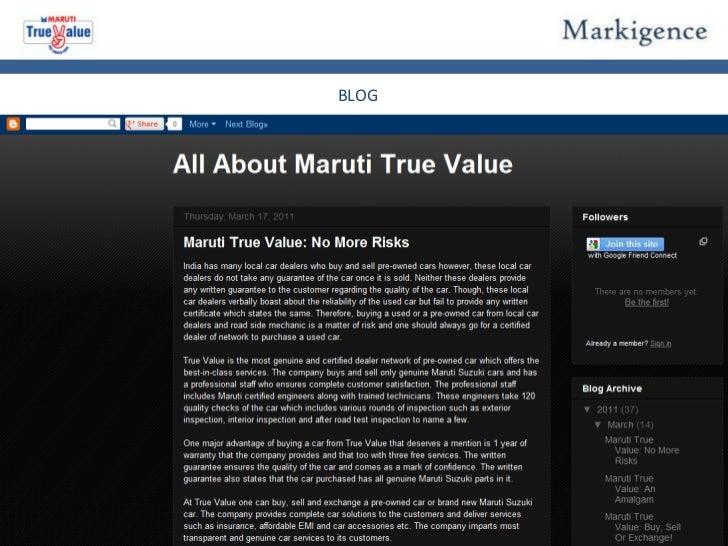 maruti case Free essay: maruti udyog limited – managing competition successfully  maruti udyog limited (mul) was established in feb 1981 through.