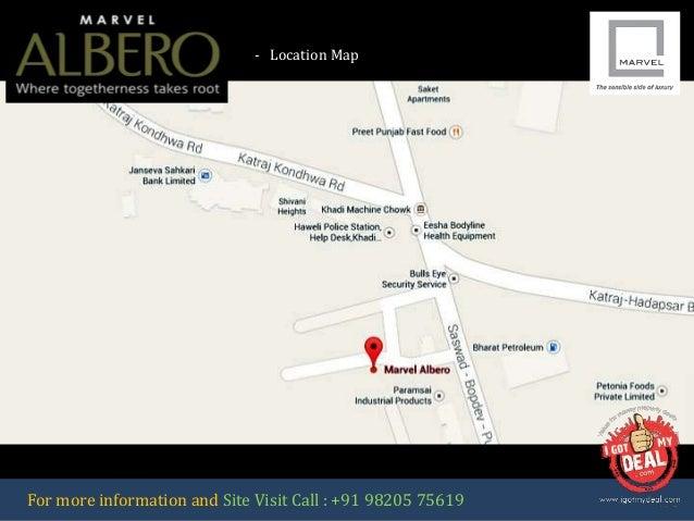 Marvel Albero At Kondhwa Pune Price Location Review
