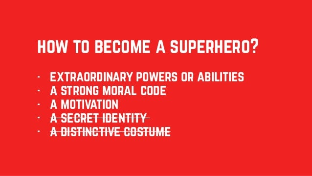 10 lessons we can learn from superheroes
