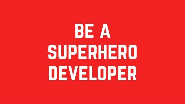 Marvel Guide For Developers
