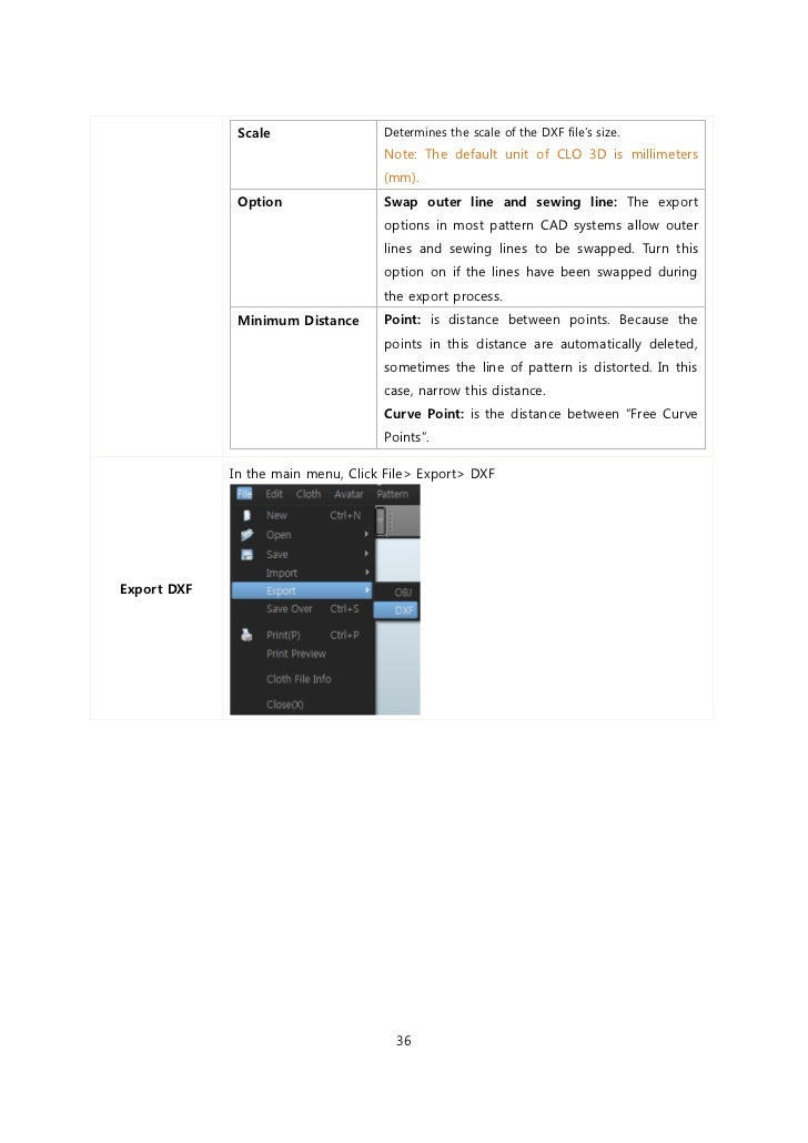 Marvelous designer2 manual