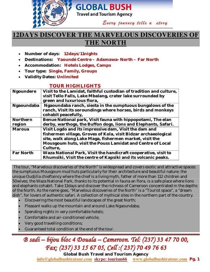 12DAYS DISCOVER THE MARVELOUS DISCOVERIES OF                  THE NORTH   •   Number of days: 12days/11nights   •   Destin...