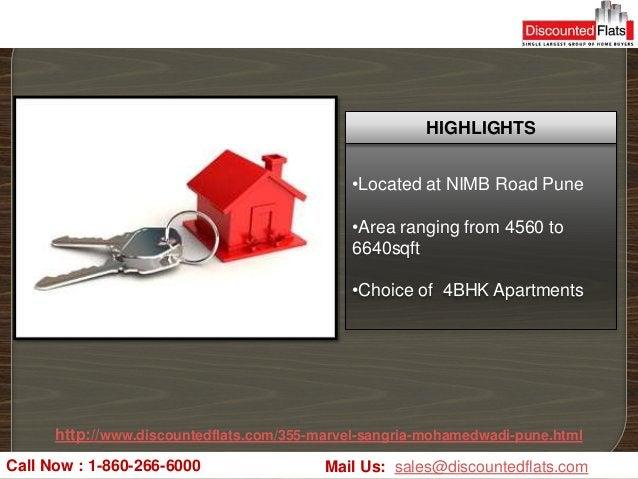 HIGHLIGHTS                                             •Located at NIMB Road Pune                                         ...