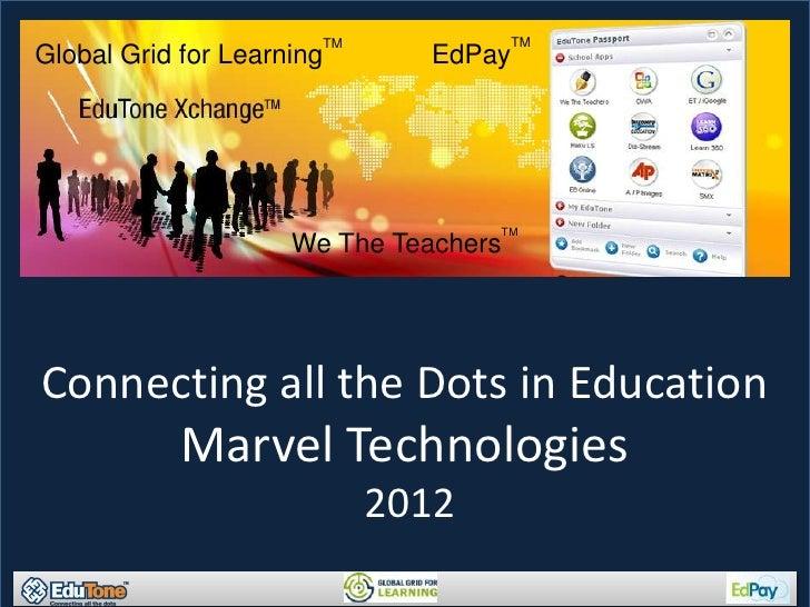 TM             TMGlobal Grid for Learning          EdPay                                       TM                     We T...