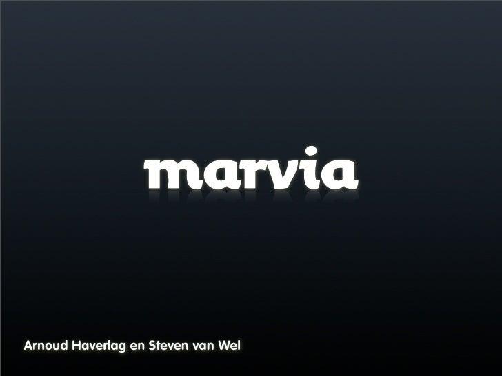 Arnoud Haverlag en Steven van Wel