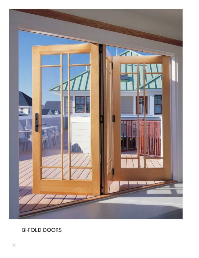 Marvin windows and doors product catalog for Marvin bi fold doors