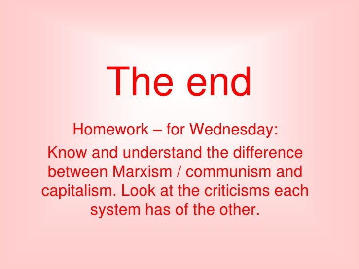 marx ideologies Certain concepts are key to an understanding ofmarxism, a political theory   schools transmit an ideology which states that capitalism is just and reasonable.