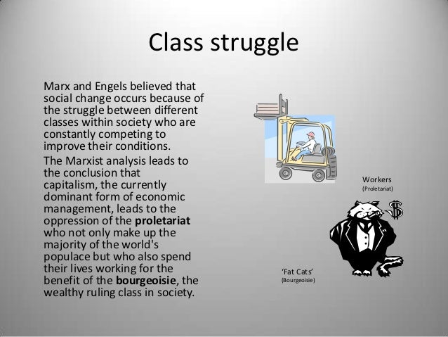 discuss the view that class is Marxists argue that the nuclear family performs ideological functions for capitalism – the family acts as a unit of consumption and teaches passive acceptance of hierarchy.