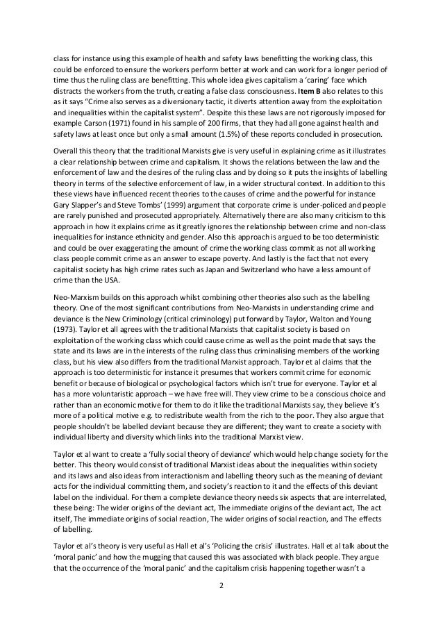 Marxism Essay  Thesis In Essay also English Essay Friendship  Romeo And Juliet Essay Thesis