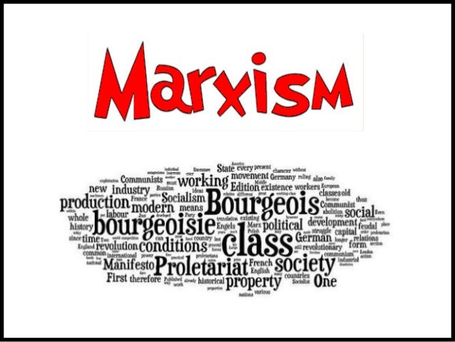 A report on marxism leninism as a political theory
