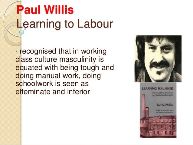 Learning to Labour by Paul Willis (ebook)