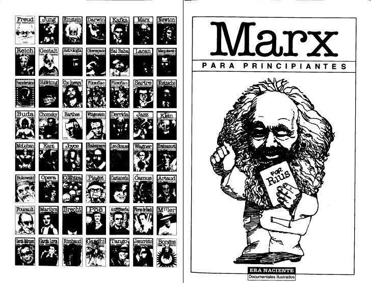 Marx para principiantes (rius)