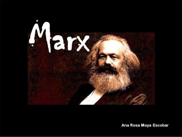 Marx Introducción