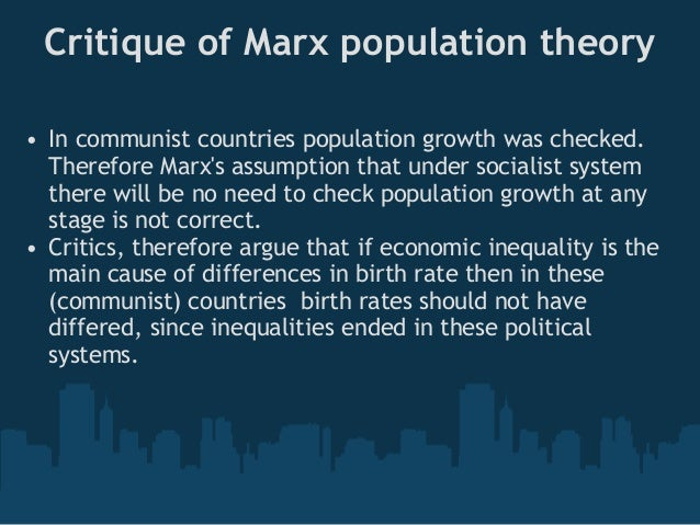 income inequality application of marxs theory Social class: a social class is a  the theory of class is at the centre of marx's social theory,  as growing inequality of wealth and income became a major .