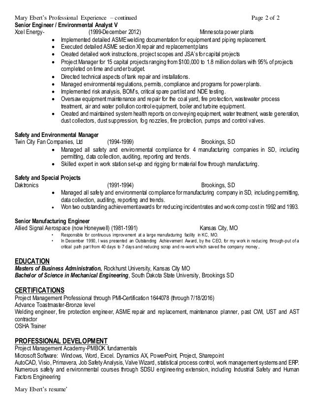 Fantastic Human Factors Engineering Resume Photo - Best Resume ...