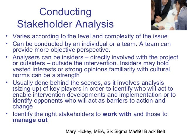 analysis of a stakeholder essay Stakeholder analysis: a basic introduction by research to action 1 may 2012 what is a stakeholder what is stakeholder analysis stakeholder analysis.