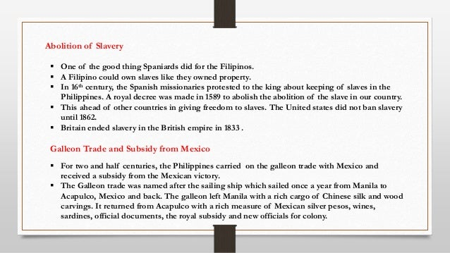 economic life under spain While trade-raiding continued as part of the economic activity during most of the  spanish colonial period, it might be asked, how did the filipino seamen who fell.