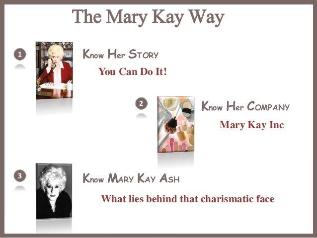 mary kay ash autobiography