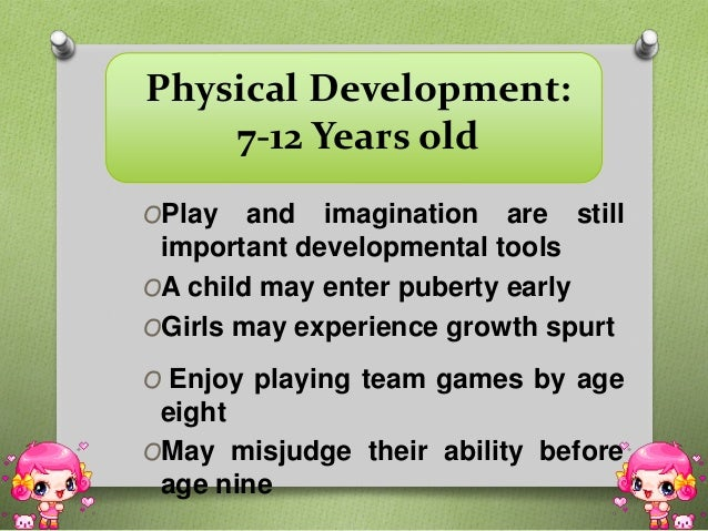 Child development infancy to childhood for Motor and social development of a 7 year old
