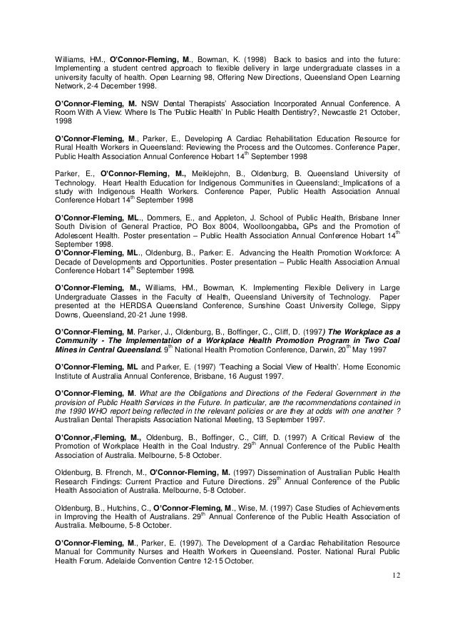 Mary louise fleming phd cv 12 yelopaper Images
