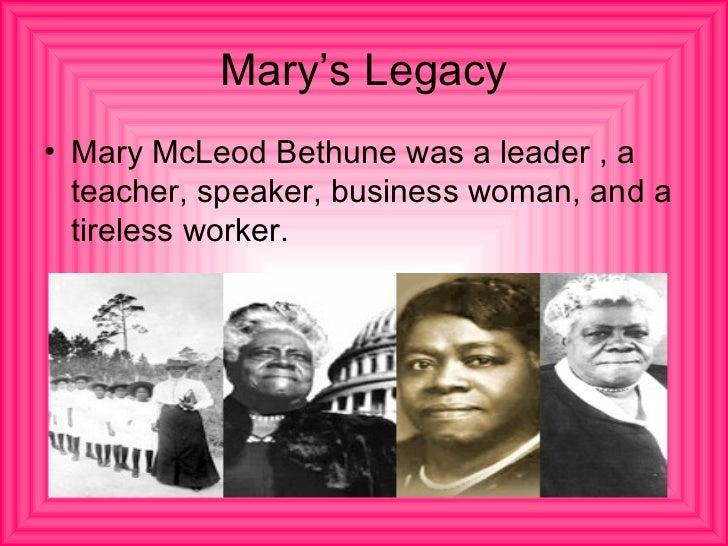 Mary Mcleod Bethune Quotes Inspiration Mary McLeod Bethune