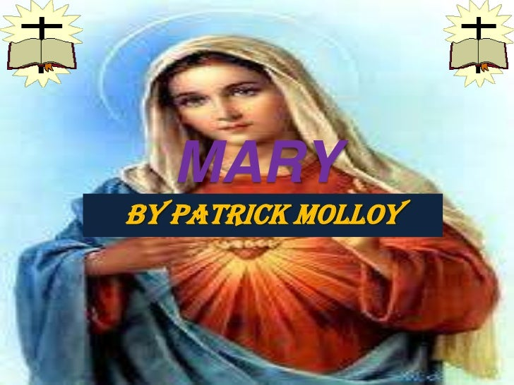 MARYBy Patrick Molloy
