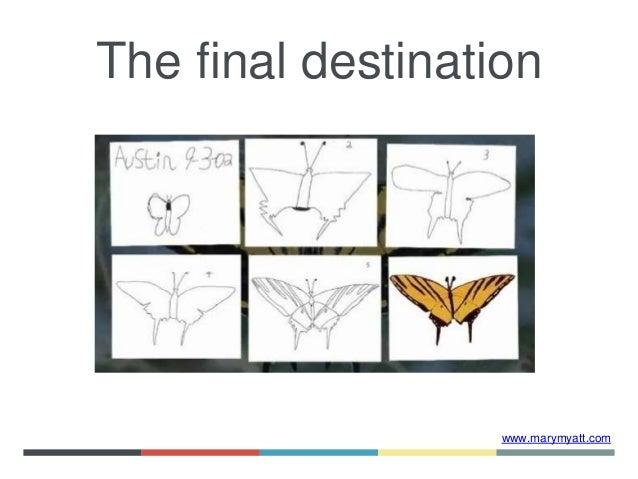 www.marymyatt.com The final destination