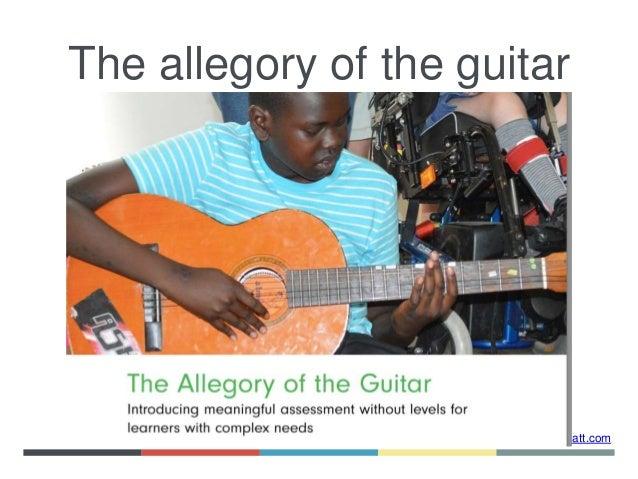www.marymyatt.com The allegory of the guitar