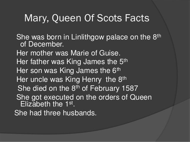 mary queen of scots 2