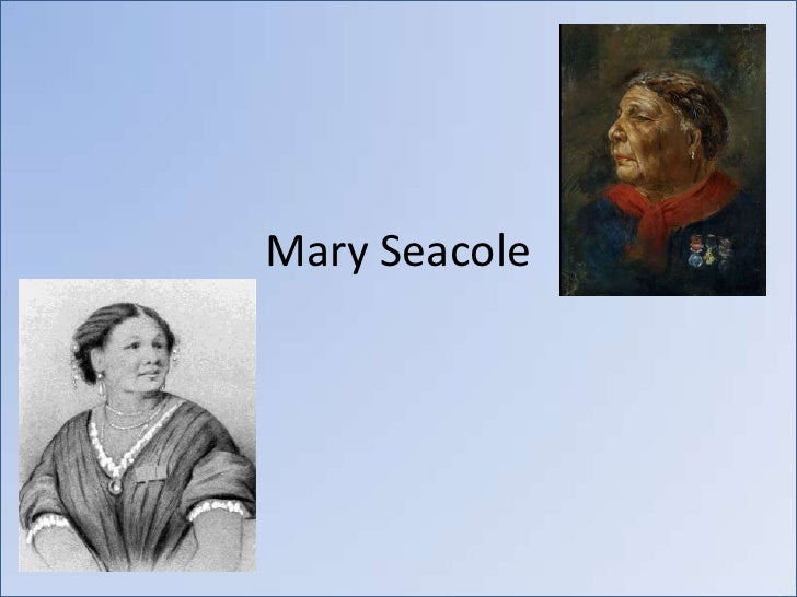mary seacole vs florence nightingale As the british troops stationed in jamaica embarked for the crimea, mary seacole had hopes of offering her services to the british government to nurse in turkey when that failed, and she was also rejected by the organisation in london that sent nurses out to florence nightingale, she paid for herself to travel to turkey.