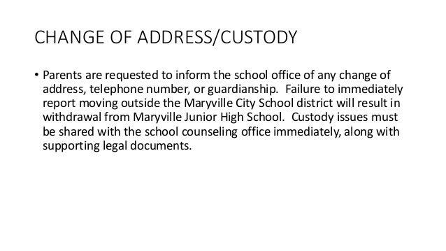 Maryville junior high school student handbook 2014 2015 updated change of addresscustody spiritdancerdesigns Image collections