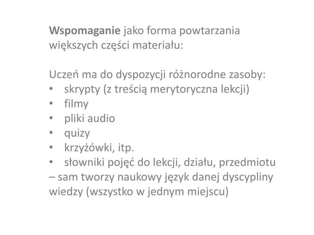 Dziękuję za uwagę Marzanna Nowacka-Duda