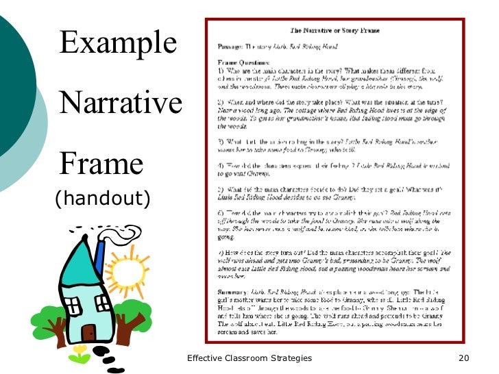Marzano Summarizing and Note Taking