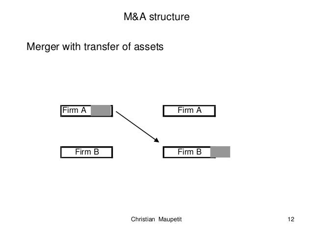 mergers and acquisitions pdf 2013