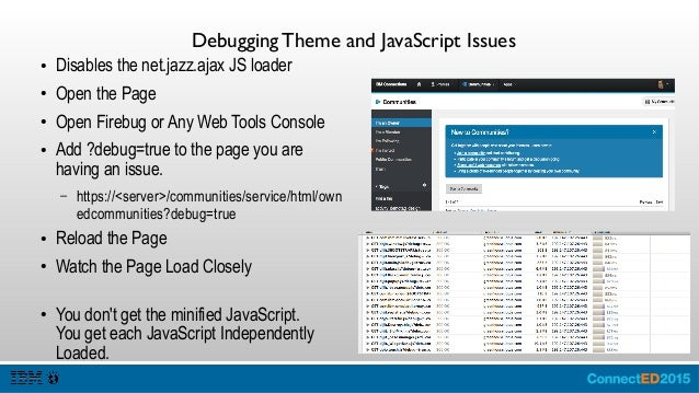 https://connections.imaginnado.com/activities/service/html/mainpage#dashboard,myactivities?debug=true Demonstration Debugg...